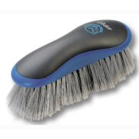 CLEANING BRUSH BRISTLES WITH RAW of OSTER