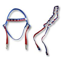 LAKOTA BARREL NYLON BRIDLE mod U.S.A.
