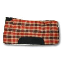 WESTERN RECTANGULAR SADDLE PAD, CHEAP MODEL