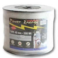 ELECTRIC REINFORCED TAPE 40mm / 200 mt.