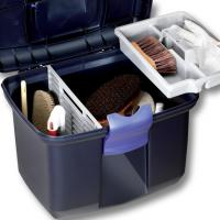 GROOMING BOX HIGH WITH INNER BOWL