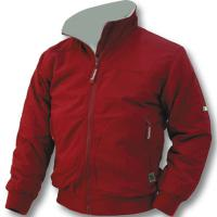 WINTER RIDING BOMBER FOR KID IN FABRIC AND BREATHABLE FLEECE
