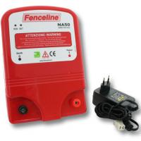 FENCE ELECTRIFIER POWERED WITH A CURRENT OF 230 volts, 0,5 Joule