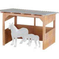 HORSE PLAY SET SHELTER SHED BULLYLAND