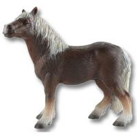 PLAY MINIATURE TOY BLACK FOREST HORSE BULLYLAND