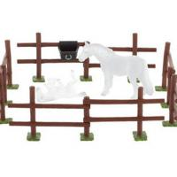 PLAY SET HORSE FENCE BULLYLAND