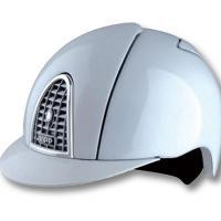 HELMET KEP ITALIA model CROMO S WHITE