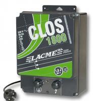 LACME CLOS 1800 PLUG FENCER 220 Volt, JOULE 1,8