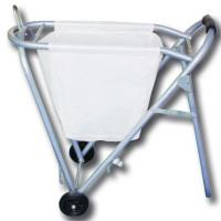 FOLDING SADDLE RACK ALUMINIUM WITH BAG
