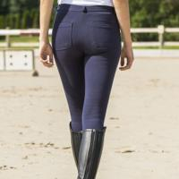 STRETCH COTTON BREECHES FOR LADIES