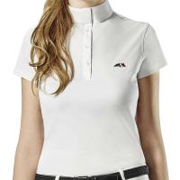 EQUILINE POLO SHIRT mod. X-FIT ISABEL for WOMEN IN TECHNICAL FABRIC for COMPETITION