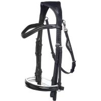 EQUILINE DRESSAGE BRIDLE THAT CAN BE CUSTOMIZED TO YOUR LIKING, MODEL BD400