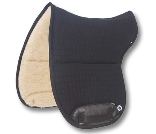Wool Saddle Pad For Australian Saddle Myselleria