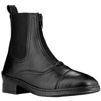 HORSE RIDING BOOTS PIONEER LEATHER WITH ZIP