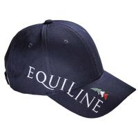 EQUILINE UNISEX COTTON CAP, model LOGO