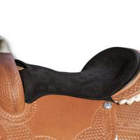 SEAT COVER GEL PAD FOR WESTERN SADDLE AND ACTIVE SOFT LYCRA brand ACAVALLO