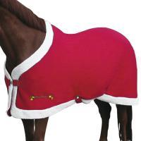 CHRISTMAS HORSE RUG POLYESTER