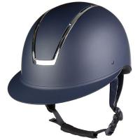 WIDE VISOR HORSE RIDING HELMET model LADY SHIELD