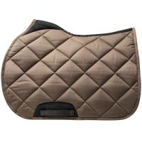 ENGLISH SADDLE PAD ERGONOMIC EQUILINE ROMBO LAUREN HONEYCOMB