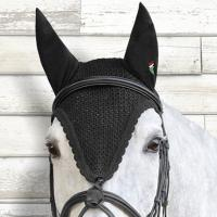 EQUILINE EAR NET model LOOP WITH TIE FOR BRIDLE