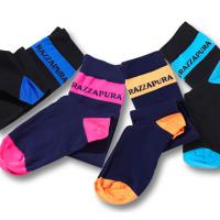 LONG TECHNICAL RIDING SOCKS RAZZAPURA SKINLIFE