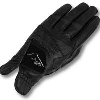 RIDING GLOVES RSL model ASCOT LEATHER INSERTS and COOLMAX