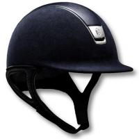 HELMET SAMSHIELD model PREMIUM WITH FRONT TOP LEATHER