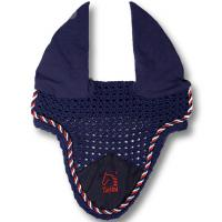 BONNET TATTINI WITH ROPE TWO-TONE
