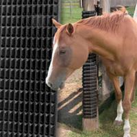 EQUINE SCRATCHER PANEL ANTI ITCH FOR HORSES