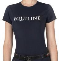 LADIES EQUILINE RIDERS TEAM COLLECTION T-SHIRT LEASURE TIME