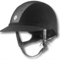 CAP CHARLES OWEN SP8 WITH LARGE VISOR