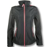 SOFTSHELL UNISEX JACKET WIND AND WATER-RESISTANT