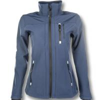 SOFTSHELL SPORT WOMAN JACKET WIND AND WATER-RESISTANT
