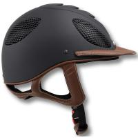 RIDING HELMET GPA SPEED'AIR LEATHER 2X
