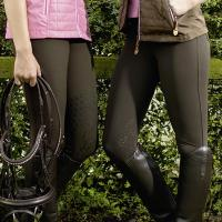 RIDING BREECHES HKM model LG BASIC GRIP for WOMAN