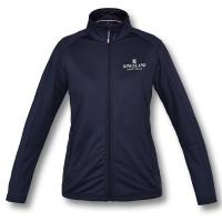 SOFTSHELL WOMAN TRAINING JACKET CLASSIC BREATHABLE KINGSLAND