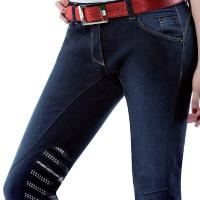 RIDING BREECHES ANIMO JEANS NIK GRIP WOMAN