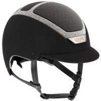 RIDING HELMET KASK SWAROVSKI FRAME on DOGMA CHROME LIGHT - 3363