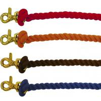 ENGLISH REINS PER PONY GAMES IN COTTON WITH SNAPS - 3774