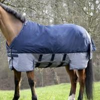 TURNOUT HORSE RUG 600 DENIERS, PADDING 300 GR