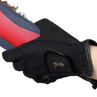 UNISEX SPORT GLOVES HORSEWARE for EQUITATION