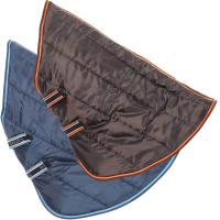 REMOVABLE NECK COVER FOR STABLE RUG DASLO PADDING