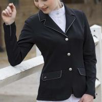 WOMEN RIDING COMPETITION JACKET model STRETCH