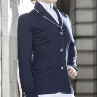 WOMEN RIDING COMPETITION JACKET model STRETCH - 3871