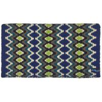 WESTERN SHEET BLANKET WOOL SHOW PRO-TECH NAVAJO