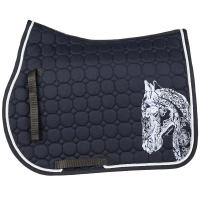 EQUILINE SADDLECLOTH model HOLLY LIMITED EDITION