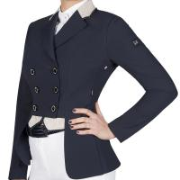 COMPETITION FRAC JACKET EQUILINE BLUM DOUBLE BREAST for WOMAN - 3872