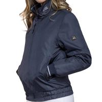 BOMBER JACKET EQUILINE AUDREY for WOMAN WATER-REPELLENT