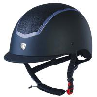 TATTINI HELMET RUBBER COATING WITH GLITTER PLATE - 3221