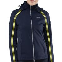 LADIES SOFTSHELL JACKET EQUILINE model CHIKI